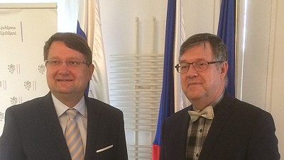 Czech Republic Donates 300,000 CZK for ITF Activities in Bosnia and Herzegovina