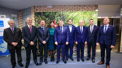 The Presidency of Bosnia and Herzegovina Official Visit to Slovenia