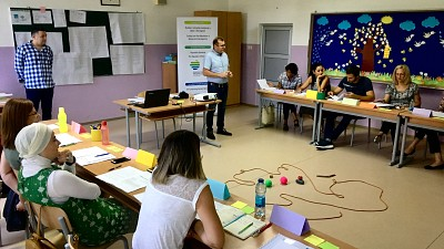 Training Students in BiH to Become Peer Mediators