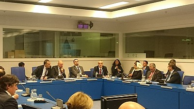 Mr Roman Turšič, ITF, participated at side event on Afghanistan as a panelist.