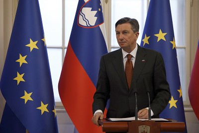 His Excellency Mr Borut Pahor, President of the Republic of Slovenia.