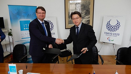 Japan Donates 271,029 EUR for ITF Activities in BIH