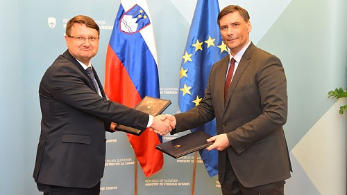 Slovenia Continues to Support ITF Projects