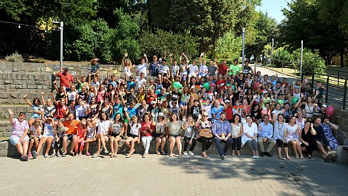 Children from Belarus and Ukraine in Slovenia for another Year of Rehabilitation Programs
