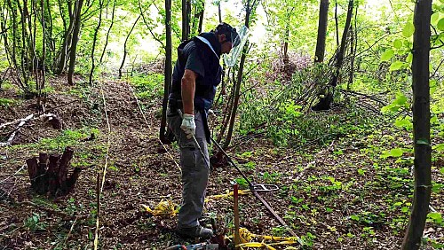 The Vitez Municipality in BiH Cleared of Landmines and UXO