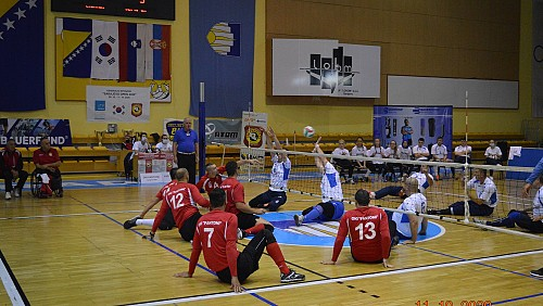 "The ""Sarajevo Open 2020"" Sitting Volleyball Tournament"