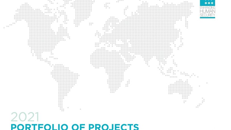 A Look into the Future: ITF's Portfolio of Projects for 2021