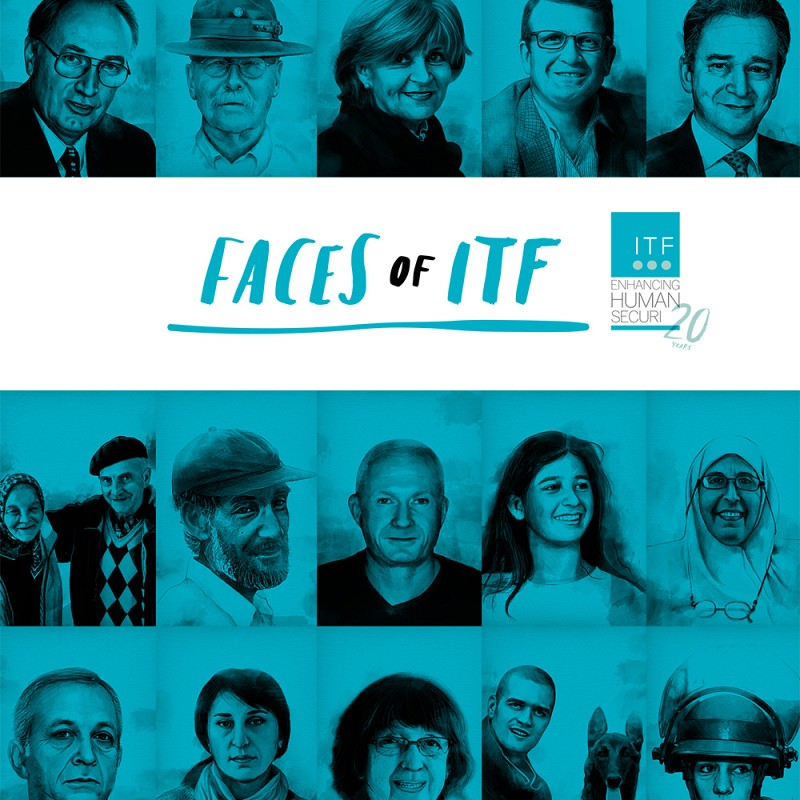 Faces Of ITF